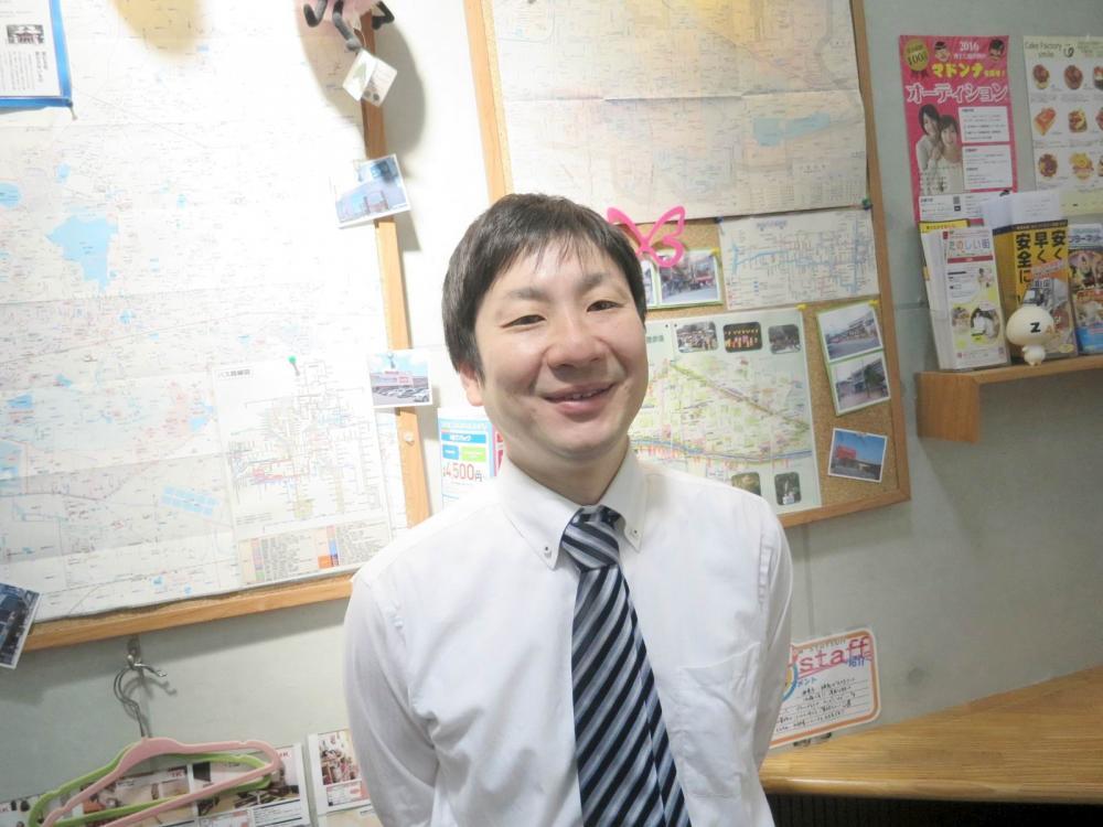 タカちゃん|田無の賃貸ならハウステーション田無店